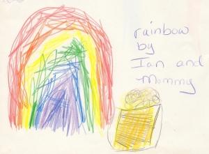 Ian's rainbow