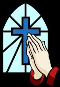 praying. hands