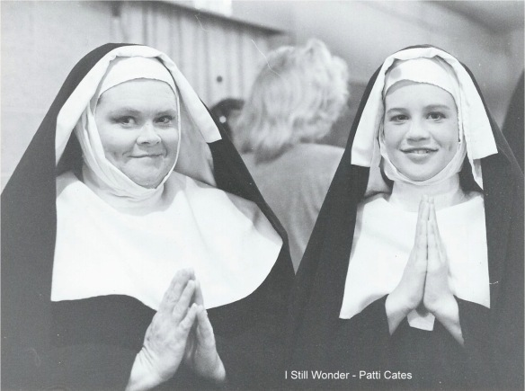 Mairzy and Patti as Nuns Sound of Music